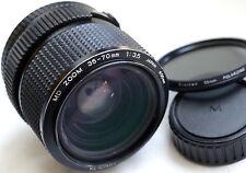 "MINOLTA MD ZOOM 35-70mm f3.5  for mirrorless ""LEGENDARY LENS"" japan GOOD"