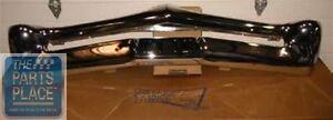1966 Pontiac GTO / LeMans Front & Rear Chrome Bumper Kit