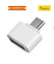 Adaptador USB C a USB 3.0 MacBook's e iPad PRO