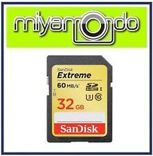 SanDisk Extreme 32GB SDHC Memory Card