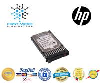 "512547-B21 512744-001 HP 146GB 15K 2.5"" SFF SAS 6Gbps Dual Port HDD  - BULK"