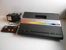 Atari 7800 + Kabel und Controller