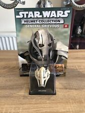 DeAgostini - Star Wars Helmet Collection - Issue 8 - General Grievous Rare
