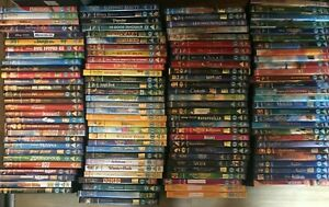 Disney Animated DVDs Various Titles Choose From List