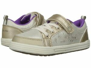 New STRIDE RITE Athletic Shoes M2P Maxwell Gold Shimmer 7 M