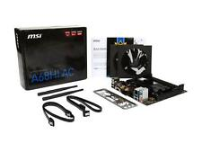 NEW MSI A68HI AC FM2+ AMD A68H SATA USB 3.0 HDMI Mini ITX AMD Motherboard WiFi