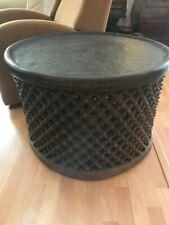 Chair (1) - Wood - Bamileke - Cameroon