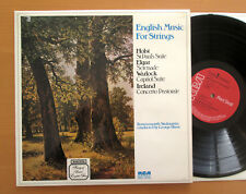 RL 25071 English Music For Steings George Hurst Bournemouth NEAR MINT RCA Stereo
