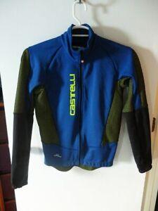 2020 Castelli Men/'s Mortirolo V Cycling Jacket