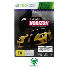 Forza Horizon Limited Collectors (Xbox 360 & Xbox One playable) Brand New Sealed