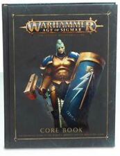 Age of Sigmar Soul Wars 320 Page Hard Back Rulebook Core Book