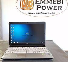 "Notebook FUJITSU LIFEBOOK A530 15,6"" I5 4GB 250GB WINDOWS 7 PRO ORIGINALE DVD-RW"