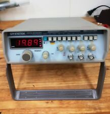 GW Instek GFG-8020H Function Generator with 4 Digits LED Display, 0.2Hz to 2MHz