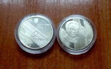 Ukraine 2 UAH 2007 year coin IVAN BAHRIANYI - Ukrainian publicist, poet ...