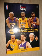 2 DVD I Love NBA 2 N° 14 los Angeles Lakers I Muestras NBA De 2009