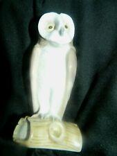 Lladro Figurine #5421 Barn Owl Perfect Condition @1986 Rare 4 3/4 inches