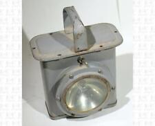 Gray Heavy Duty Battery Light Lantern Flashlight Needs Work