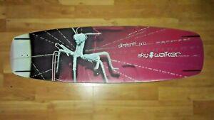 2008 Skywalker Dimitri Pro Kiteboard Repaired w/ Light Wear / Kite Surfing Board