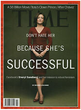 news magazine TIME MARCH 18, 2013  Successful
