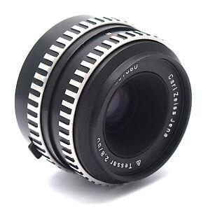 Carl Zeiss Jena Tessar 50mm F2.8 M42 Mount Prime Lens (Read) - UK Dealer