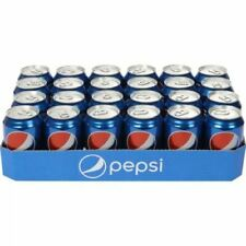Pepsi Soft Drink Regular 330ML CANS Pack of 24 * Wholesale Price *