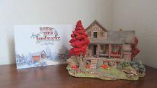 Lilliput Lane American Landmarks - Harvest Mill - Limited Edition #545/3500!