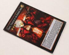 Dante, Traveler of the Burning Abyss YUGIOH orica SECRET RARE custom altered art