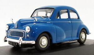 Vanguards 1/43 Scale Model Car VA05810 - Morris Minor 1000 - Turquoise