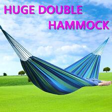 2.8x1.5M 2 Personen Liegefläche Hängematte Hammock Hängematten Swinging Camping