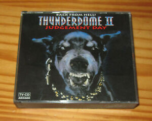 Thunderdome III - The Nightmare Is Back! / Doppel-Audio-CD / 1993