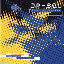 DP-SOL - Live In Leipzig - CD Album - TRANCE AMBIENT