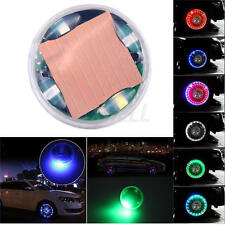 13 Mode Solar Energy LED Car Auto Flash Wheel Tire Valve Cap Neon Light Lamp KY