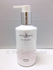Neal & and Wolf Elysian Revive Hand & Body Lotion 250ml (RRP £13.75)
