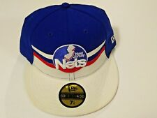 New Era 59FIFTY New Jersey Nets HWC Inside the Game Fitted Hat 7 1/4 Men's Cap