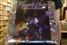 Prince Purple Rain LP sealed vinyl + poster 2015 Paisley Park Remaster