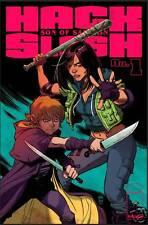 Hack Slash Son of Samhain #1 Image Comics 1st Print 1:10 Variant Cover 2014