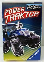 Ravensburger - Power Traktor Supertrumpf - Kartenspiel