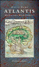 ATLANTIS - Mythos oder Wirklichkeit ? - Murry Hope BUCH