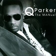 Q PARKER - THE MANUAL NEW CD