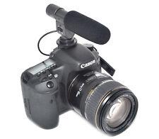 SG108 Pro DV Camera Stereo Microphone for Nikon D7100 D800 D7000 D5200 D5100 D90