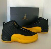 153265-070 Nike Air Jordan Retro 12  University Gold GS Size 5.5Y