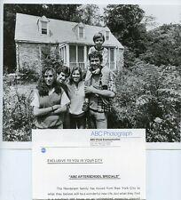 SARAH JESSICA PARKER JOHN FEMIA ABC AFTERSCHOOL SPECIAL CAST 1984 ABC TV PHOTO