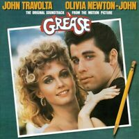 Grease Original Movie Soundtrack [Latest Pressing] Sealed LP Vinyl Record Album