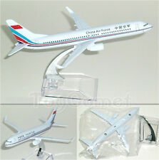 China Air Force Boeing 737 Airplane 16cm DieCast Plane Model