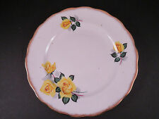 Imperial - Yellow Rose - Bone China 8 1/4 inch plate - England