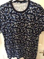 Jack Wills T-Shirt Men's M Medium BNWOT Blue short-sleeved Top