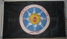 Standing Rock Sioux Tribe 3'x5' Black Flag Banner Protest Occupy - USA seller