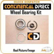 CDK1255 FRONT WHEEL BEARING KIT  FOR RENAULT SCENIC