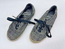 Boy's Size 5 Tony Hawk Sneakers Plaid Pattern! FAST SHIPPING!!!