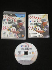 PS3 : MLB 13 THE SHOW - Completo!
